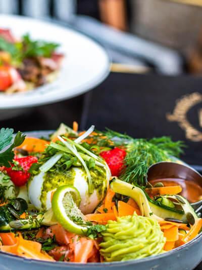 Cette photo montre une recette issue du programme minceur une diete de chef pour perdre du poids vite et durablement